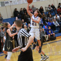 Varsity Basketball Senior Night-Caldwell vs. Vallivue