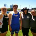 Varsity Track-State Championships