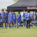 Varsity Soccer at Ridgevue