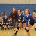 JV & Varsity Volleyball-Cougars vs. Warhawks