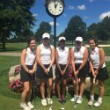 Varsity Golf at the Canterbury Invitational