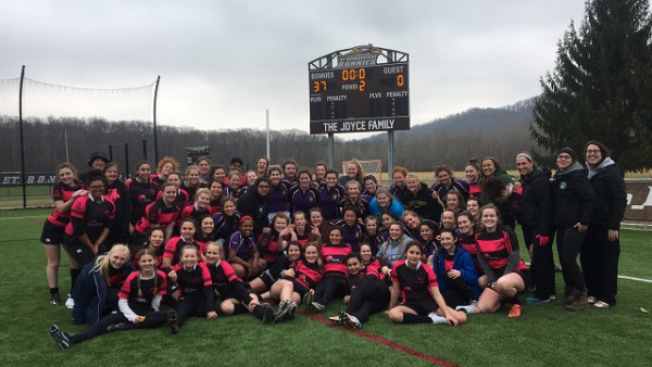 Rugby at St. Bonaventure