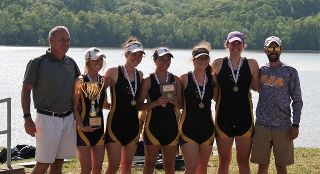 Midwest Regatta Wrap Up; Jags With Outstanding Team Showing