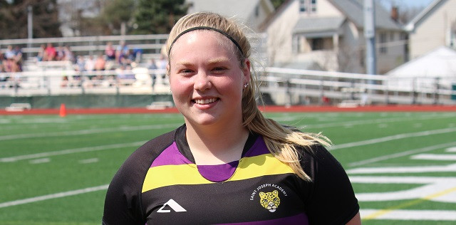 Annie Rolf Named Ms. Rugby Ohio