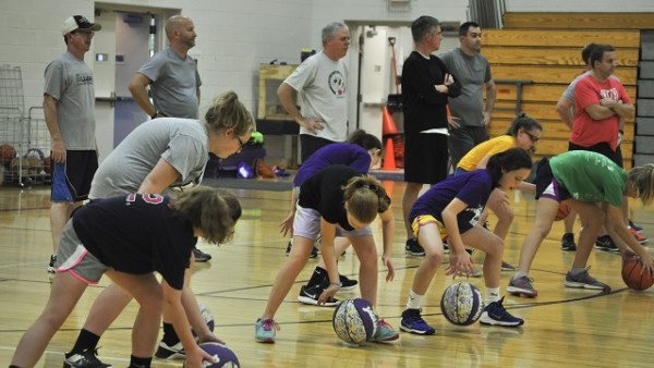 Father Daughter Clinic 2016
