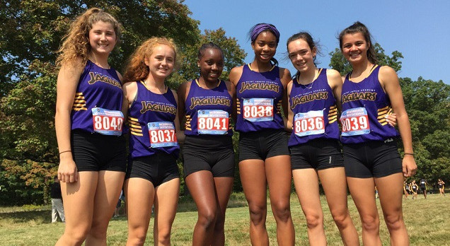 Jaguars 5th at McDonough Invitational