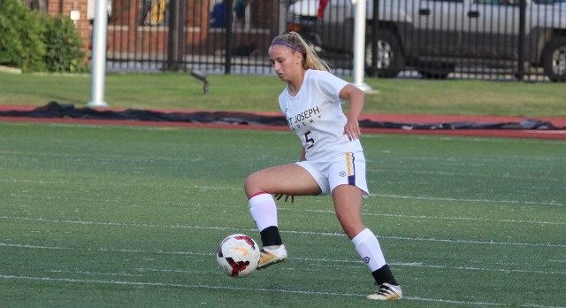 Carruthers' Goal Leads SJA Past Lakewood