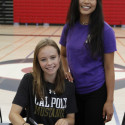 Girls Diving Signing