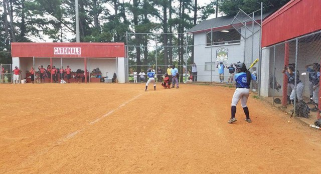 Lovejoy High School Varsity Softball beat Jonesboro High School 13-1