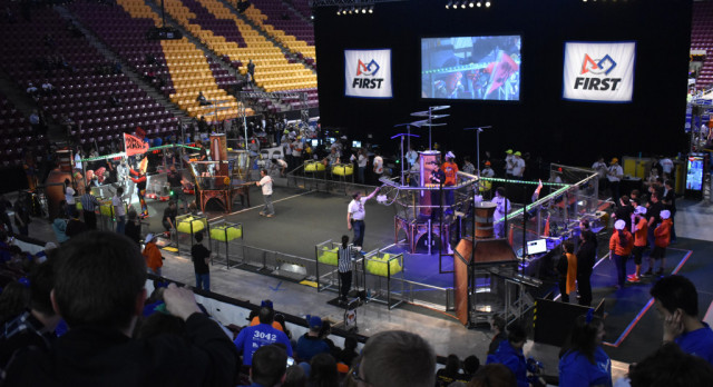 Robotics Program Building Steam