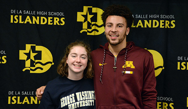 Two Islanders Sign National Letters of Intent