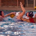 Vikings Varsity Girls Water Polo vs Monta Vista 9/13/2016