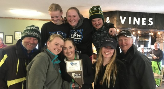 Incline Lady Highlanders Alpine State Runner-Up