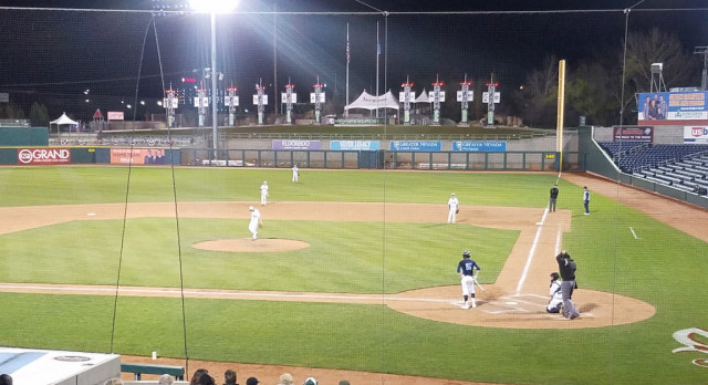 Incline High School Varsity Baseball falls to North Tahoe High School 2-1