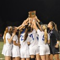 Girls Soccer – District Champs!