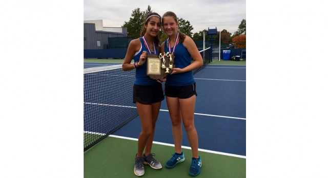 Atway & Schoenly are STATE CHAMPIONS!