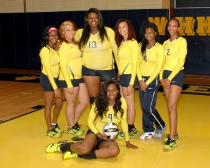 Volleyball Seniors
