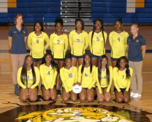 Volleyball Girls Varsity
