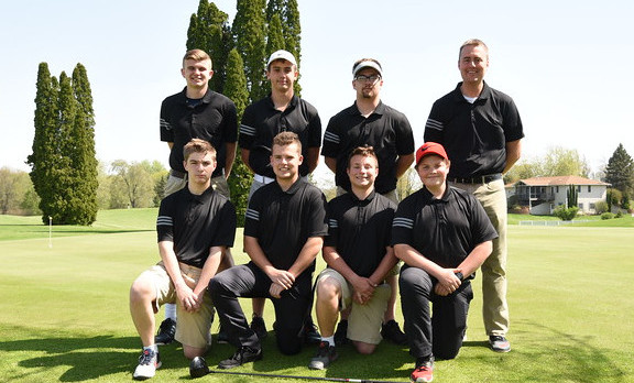 Addison High School Boys Varsity Golf finishes 6th place