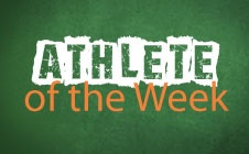 Congrats to our new Athletes of the Week