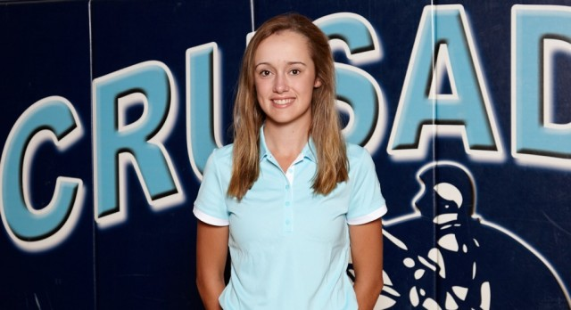 AMANDA FAY QUALIFIES FOR STATE GOLF