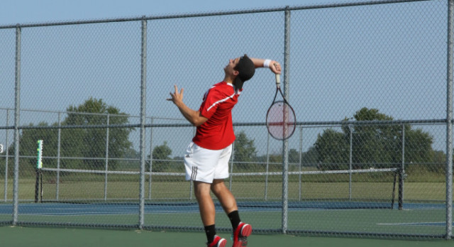 Jets win ACAC Tennis Title