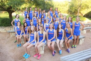 XC Girls Team