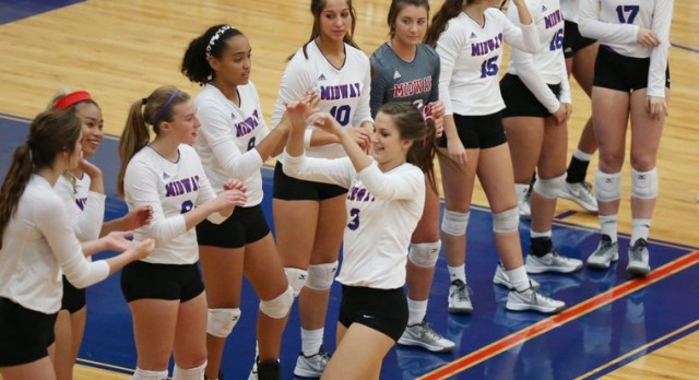 Midway on a mission: Pantherettes volleyball team among nation's best