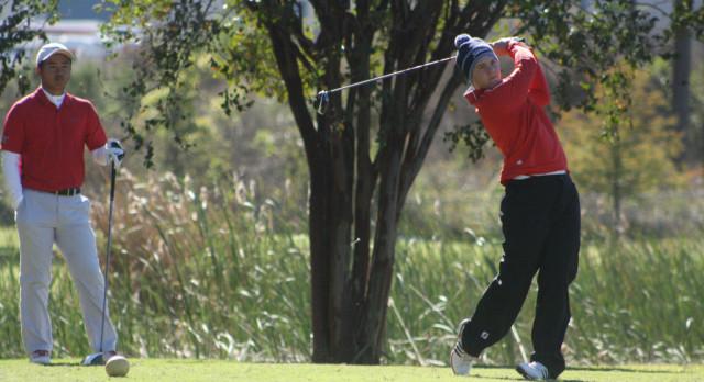 Varsity Boys Golf 3rd at Central Texas Shoot-Out