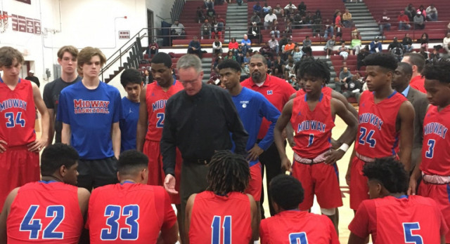 Midway Boys Improve to 2-0 in district with victory over Killeen