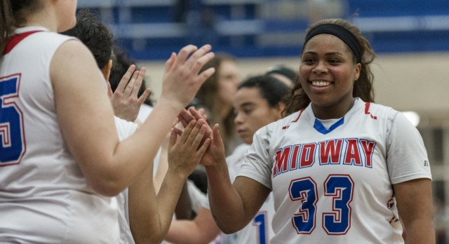 Midway defeats Ellison, moves to 6-2 in district play