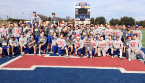 Midway baseball offseason after their Round Rock Challenge.