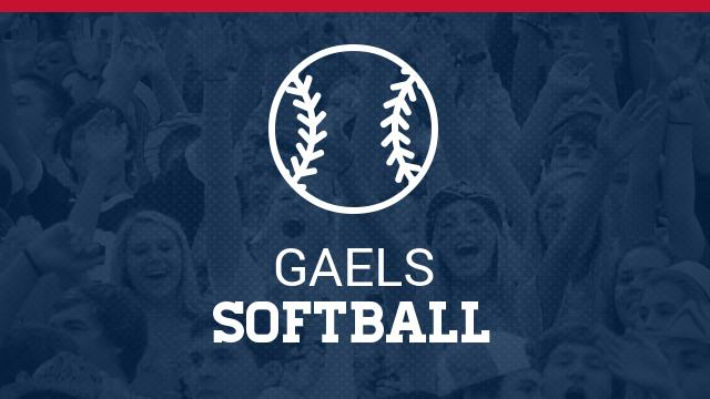 Lady Gaels Softball Open EBAL play on Road Against Foothill