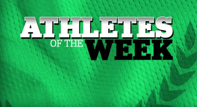 DHS Athletic Booster Athletes of the Week 5/25/17