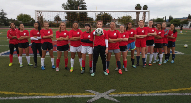 Lady Gaels Soccer – on-campus meetings in April