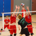 Boys Varsity Volleyball vs. Livermore 3/8/2017