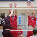 Boys Varsity Volleyball vs. Las Lomas 3/21/2017