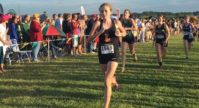 Boys & Girls Cross Country Competitive at The Jim Ryun Invitational