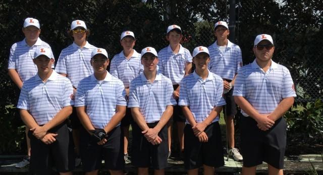 Dreadnaught Boy's Golf Team Opens Season Against the GJHS Eagles
