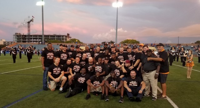 Lakeland Honors 1996 State Championship Team