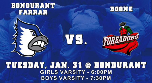 BLUEJAYS LOOK TO KNOCK OFF CONFERENCE LEADER BOONE