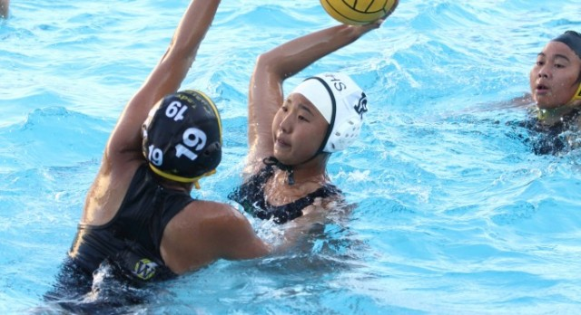 Girl's Water Polo Hosts SCVAL Tournament (10/25, 10/26, 10/28)