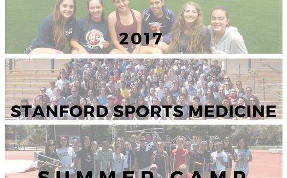 Stanford Sports Medicine Summer Camp 2017