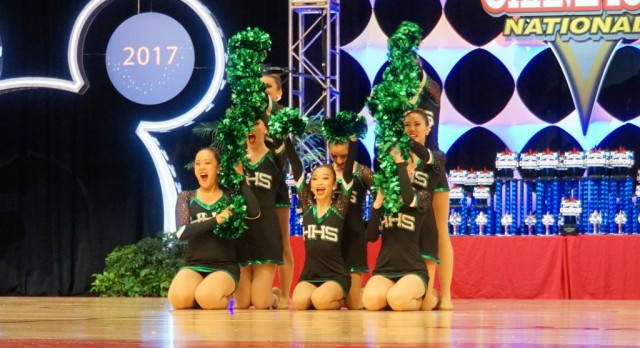 HHS Equestriettes Dance Team Nationals Results