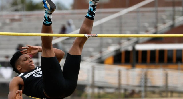 Raiders Track Team Prepares for CCPS Track Meet