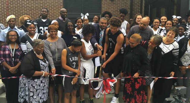 Riverdale High opens new state-of-the-art gymnasium