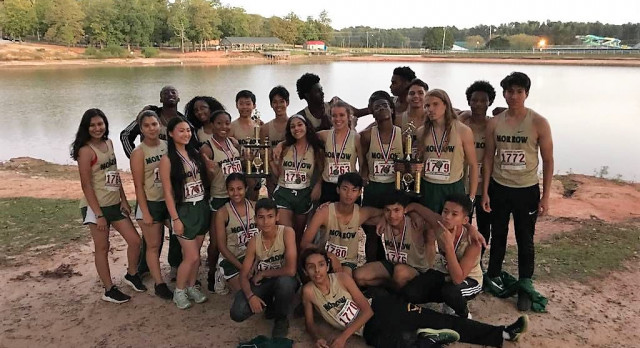 Morrow High Sweeps County Championships