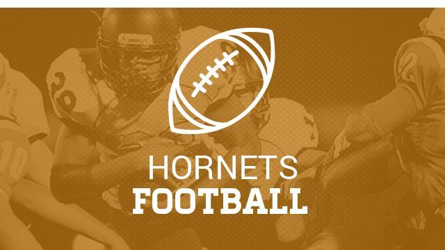 2016 SGC HORNETS FOOTBALL
