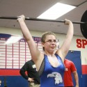Girls Weight Lifting vs Hernando
