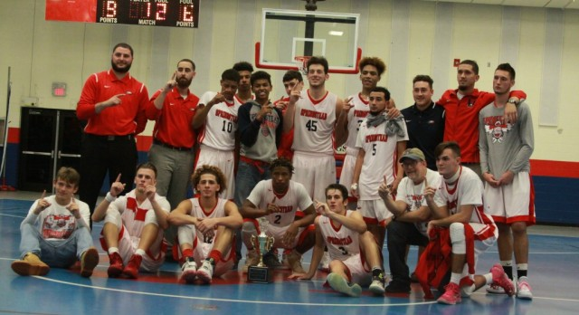 Eagles Clinch New Years Shootout Title
